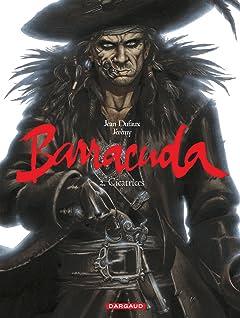 Barracuda Vol. 2: Cicatrices