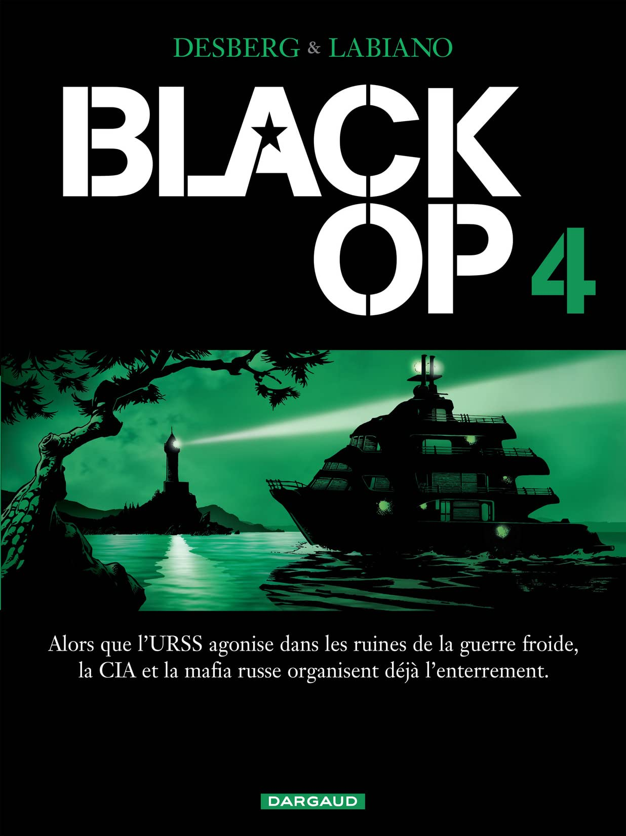 Black Op Vol. 4