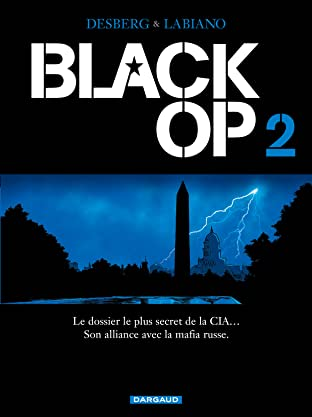 Black Op Vol. 2