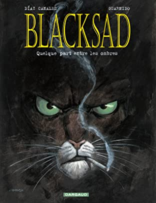 Blacksad Vol. 1: Quelque part entre les ombres