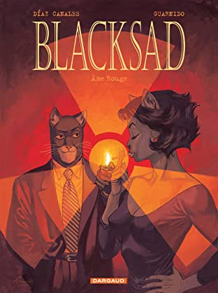 Blacksad Vol. 3: Ame rouge