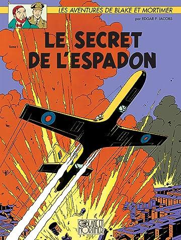 Blake et Mortimer Vol. 1: Le secret de l'Espadon T1