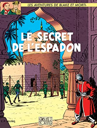 Blake et Mortimer Vol. 2: Le Secret de l'Espadon T2
