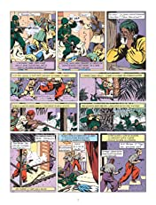 Blake et Mortimer Vol. 2: Le Secret de l'Espadon T2