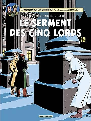 Blake et Mortimer Vol. 21: Le serment des cinq Lords