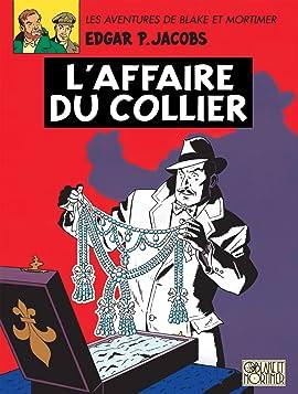 Blake et Mortimer Vol. 10: Affaire du collier (L')