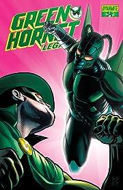 Green Hornet: Legacy #34