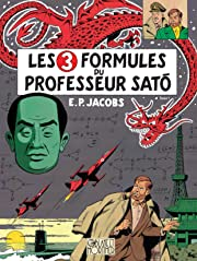Blake et Mortimer Vol. 11: 3 Formules du Professeur Sato T1 (Les)