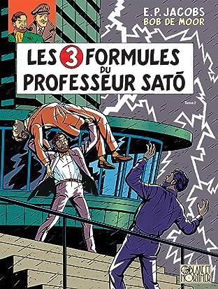 Blake et Mortimer Vol. 12: 3 Formules du Professeur Sato T2 (Les)