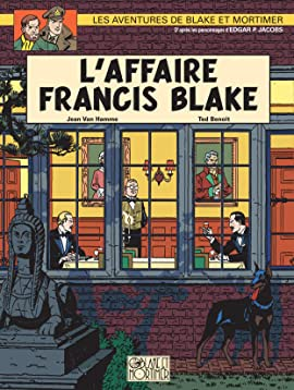Blake et Mortimer Vol. 13: Affaire Francis Blake (L')