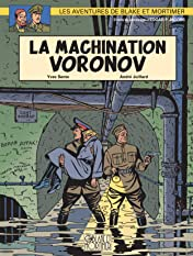 Blake et Mortimer Vol. 14: Machination Voronov (La)