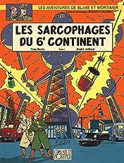 Blake et Mortimer Vol. 16: Sarcophages du 6e continent T1 (Les)