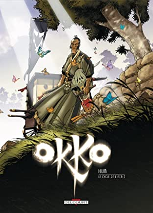 Okko Tome 5: Le Cycle de l'air 1