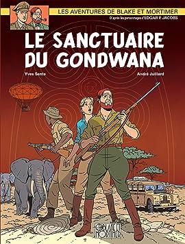 Blake et Mortimer Vol. 18: Sanctuaire de Gondwana (Le)