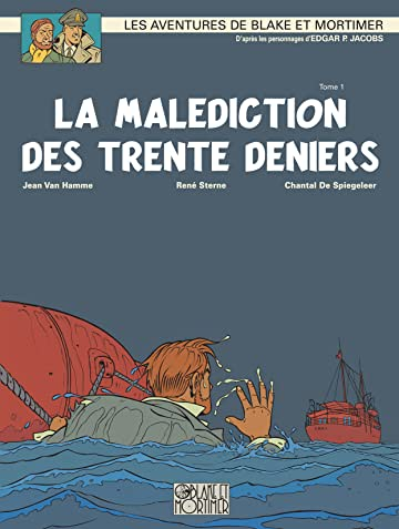 Blake et Mortimer Vol. 19: Malédiction des 30 deniers (La)