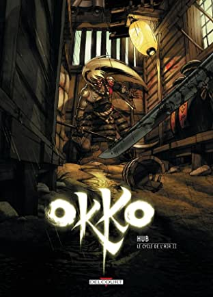 Okko Tome 6: Le Cycle de l'air 2