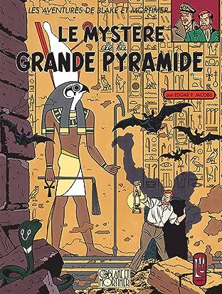Blake et Mortimer Vol. 4: Mystère de la Grande Pyramide T1 (Le)