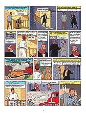 Blake et Mortimer Vol. 5: Mystère de la Grande Pyramide T2 (Le)