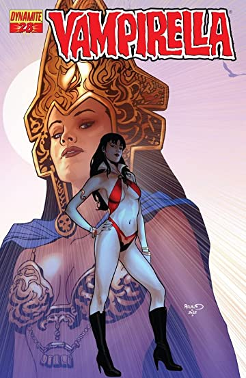 Vampirella #28: Digital Exclusive Edition