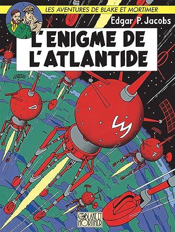 Blake et Mortimer Vol. 7: Enigme de l'Atlantide (L')