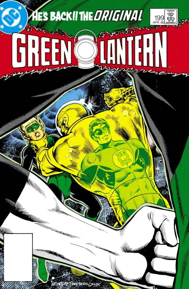 Green Lantern (1960-1986) #199