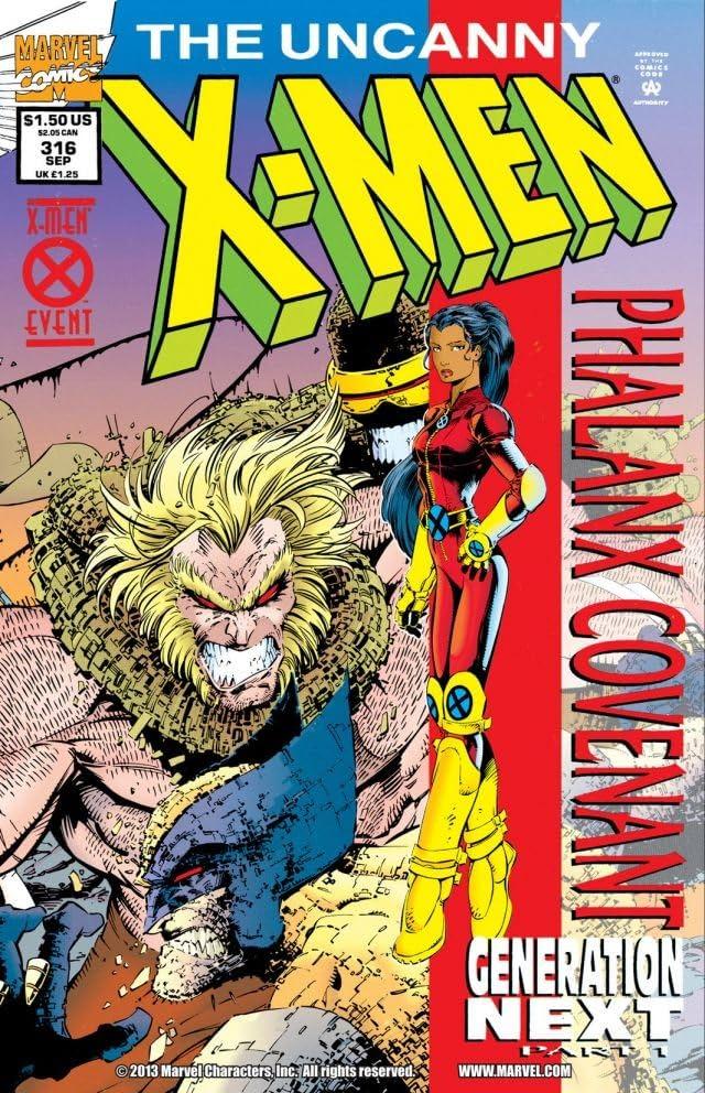 Uncanny X-Men (1963-2011) #316