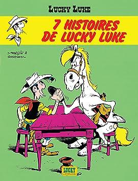Lucky Luke Vol. 15: 7 histoires complètes