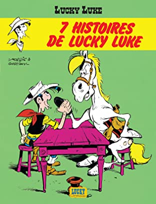Lucky Luke Vol. 15: 7 histoires complètes