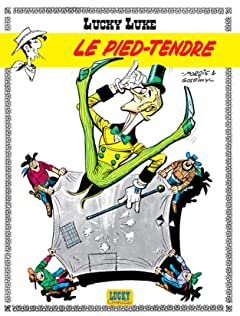 Lucky Luke Tome 2: Le Pied-Tendre