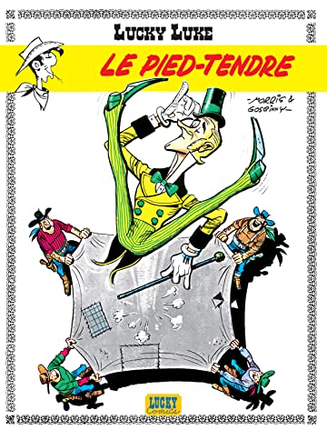 Lucky Luke Vol. 2: Le Pied-Tendre
