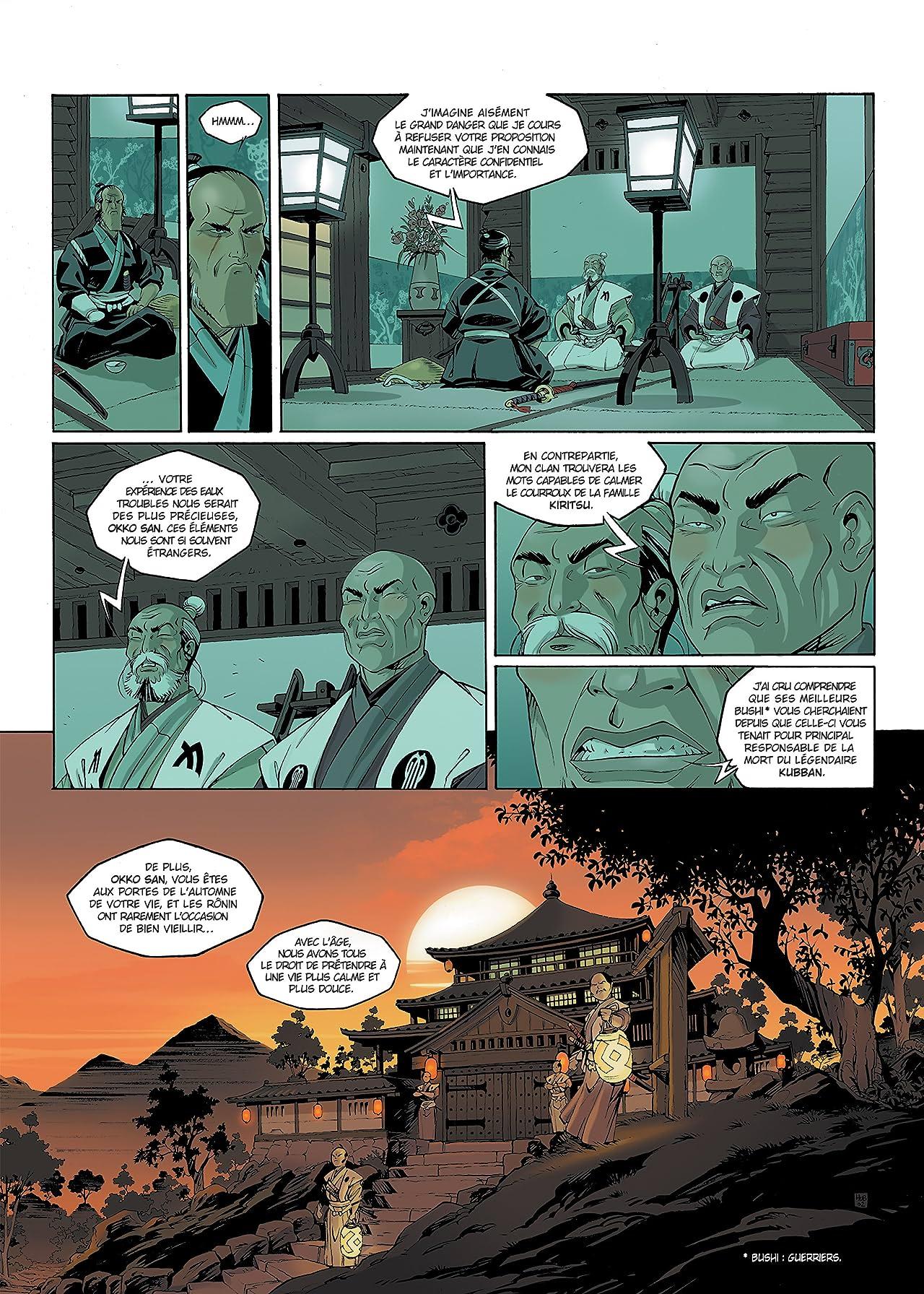 Okko Vol. 7: Le Cycle du feu 1