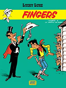 Lucky Luke Vol. 22: Fingers