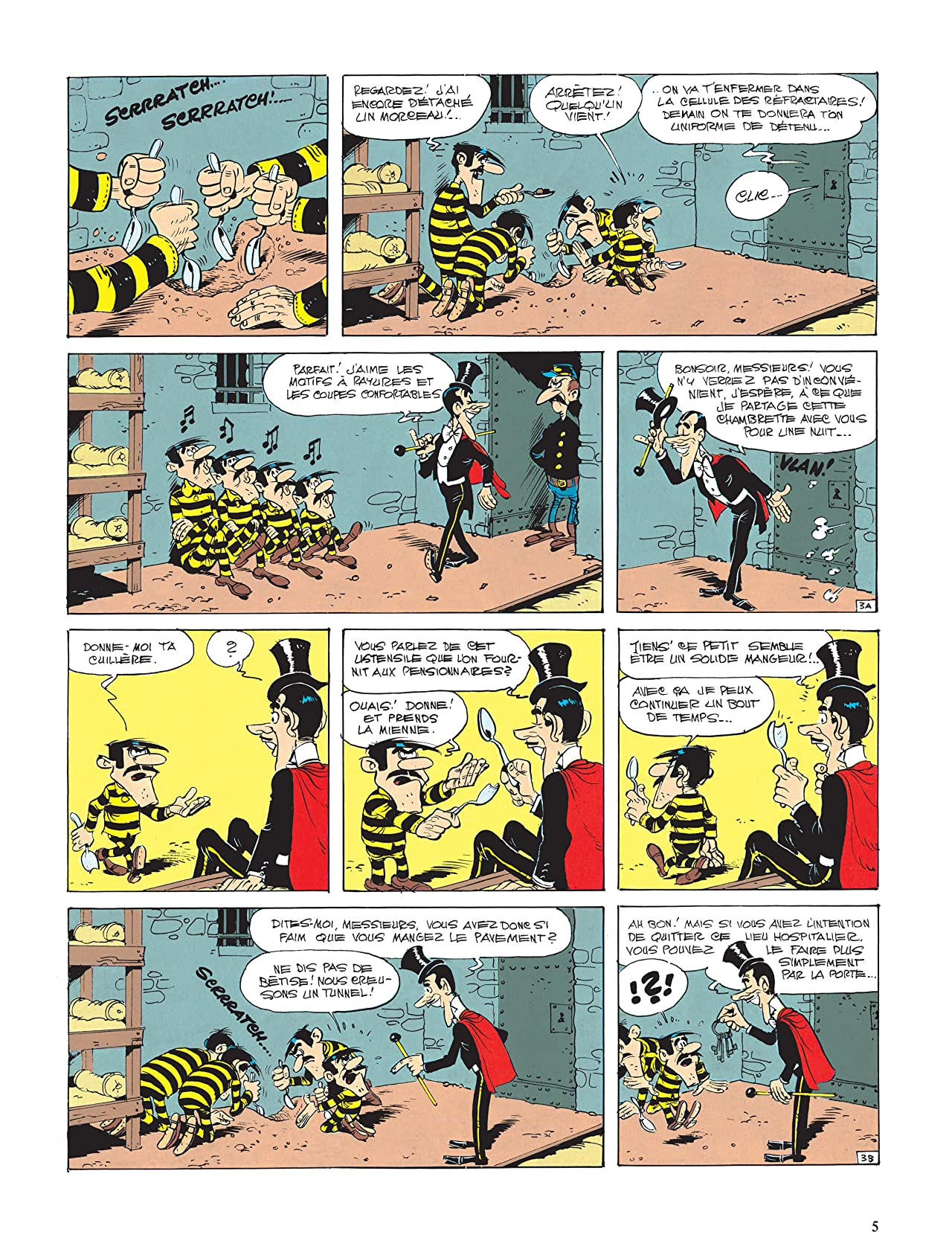 Lucky Luke Vol. 22: Fingers