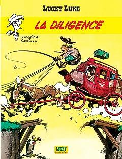 Lucky Luke Tome 1: La Diligence