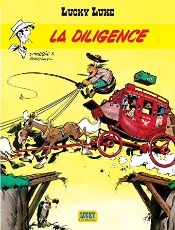 Lucky Luke Vol. 1: La Diligence