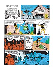 Lucky Luke Vol. 10: Le Cavalier blanc