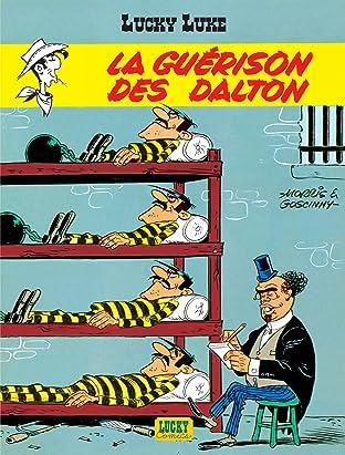 Lucky Luke Tome 12: La Guérison des Dalton