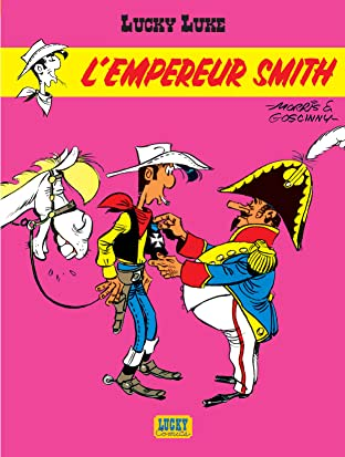 Lucky Luke Tome 13: L'Empereur Smith