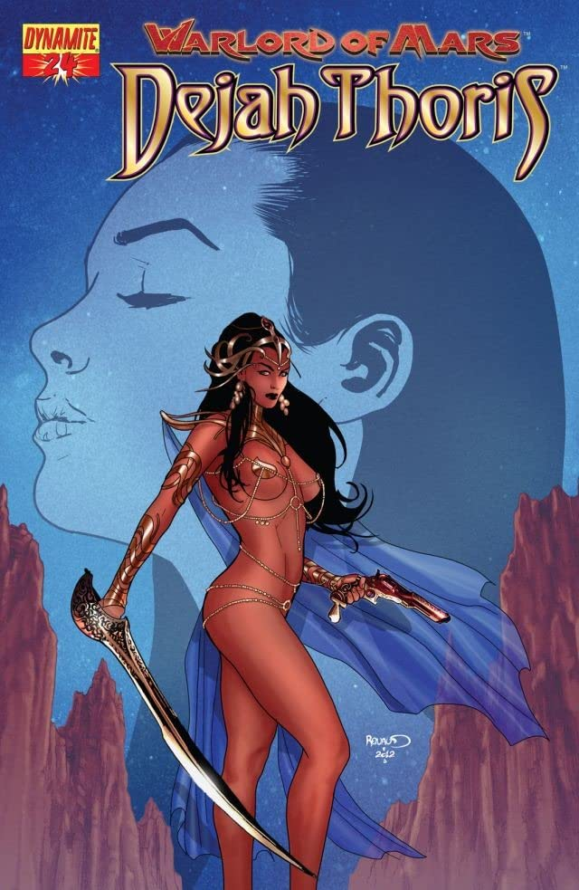 Warlord of Mars: Dejah Thoris #24