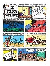 Lucky Luke Vol. 14: Le Fil qui chante
