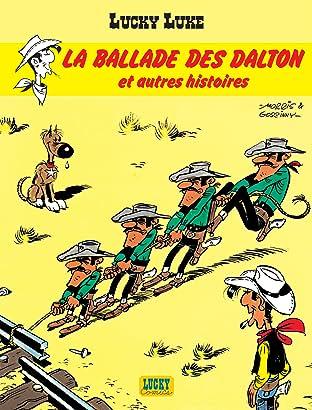 Lucky Luke Tome 17: La Ballade des Dalton et autres histoires