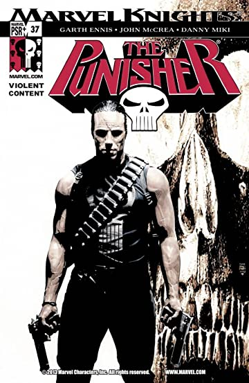 The Punisher (2001-2003) #37