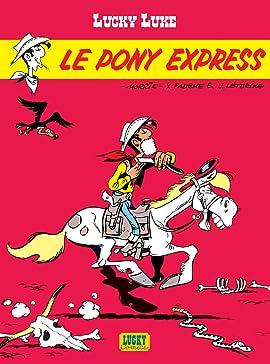Lucky Luke Vol. 28: Le Pony Express