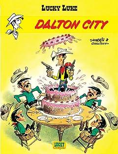 Lucky Luke Tome 3: Dalton city
