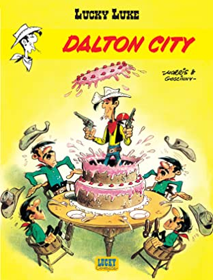 Lucky Luke Tome 3: Dalton city