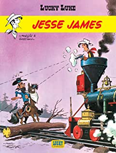 Lucky Luke Vol. 4: Jesse James