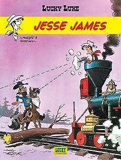 Lucky Luke Tome 4: Jesse James