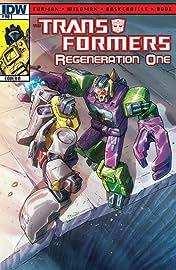 Transformers: Regeneration One #90