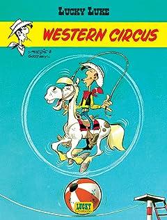 Lucky Luke Tome 5: Western Circus