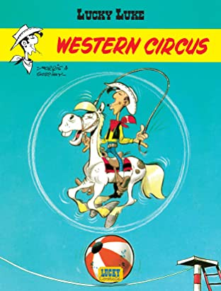 Lucky Luke Vol. 5: Western Circus